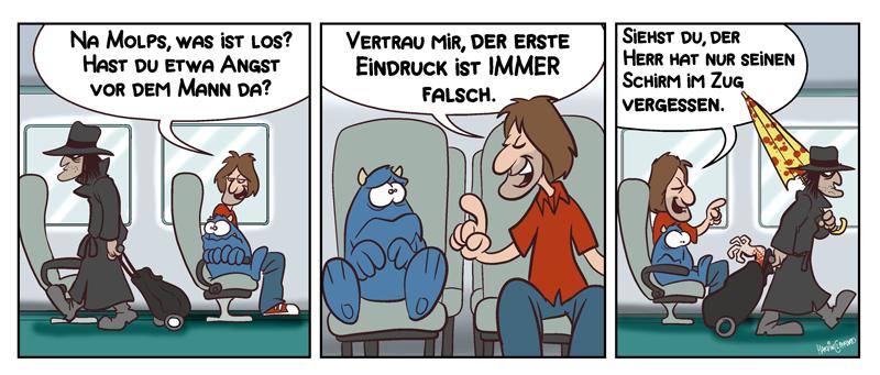 » Zugfahrt - Marv Comics A And S Rv